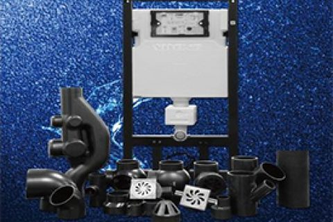 同层排水管材丨同层排水系统丨高密度聚乙烯HDPE