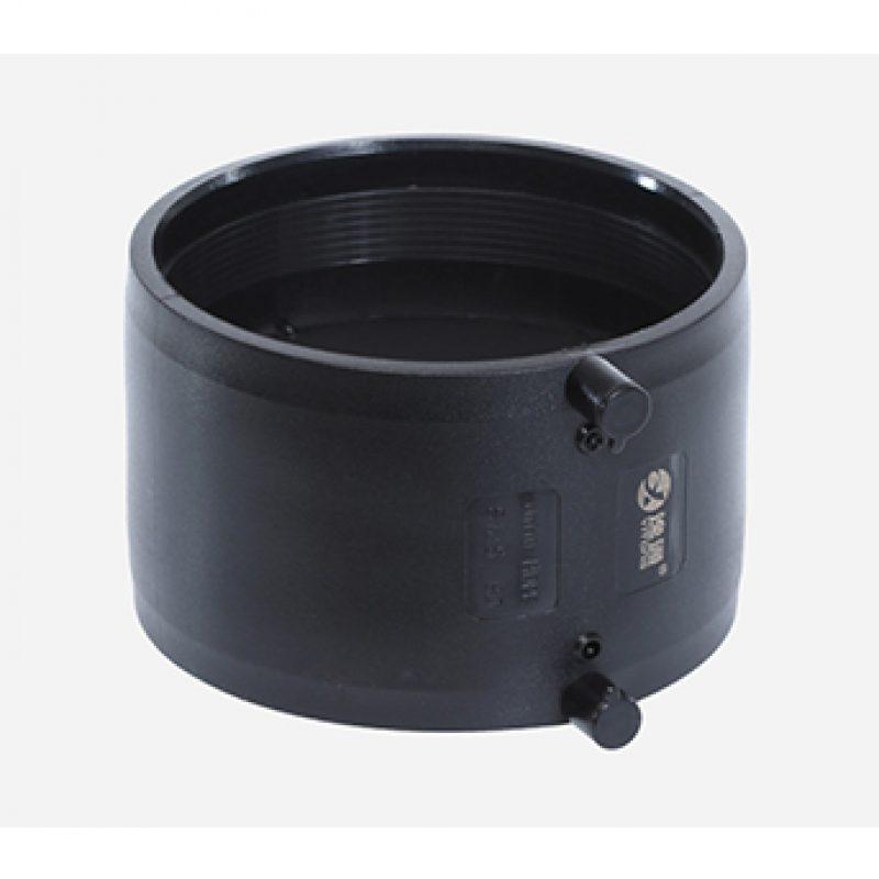 电熔管箍丨H型管件丨止动短管丨同层排水系统丨高密度聚乙烯HDPE