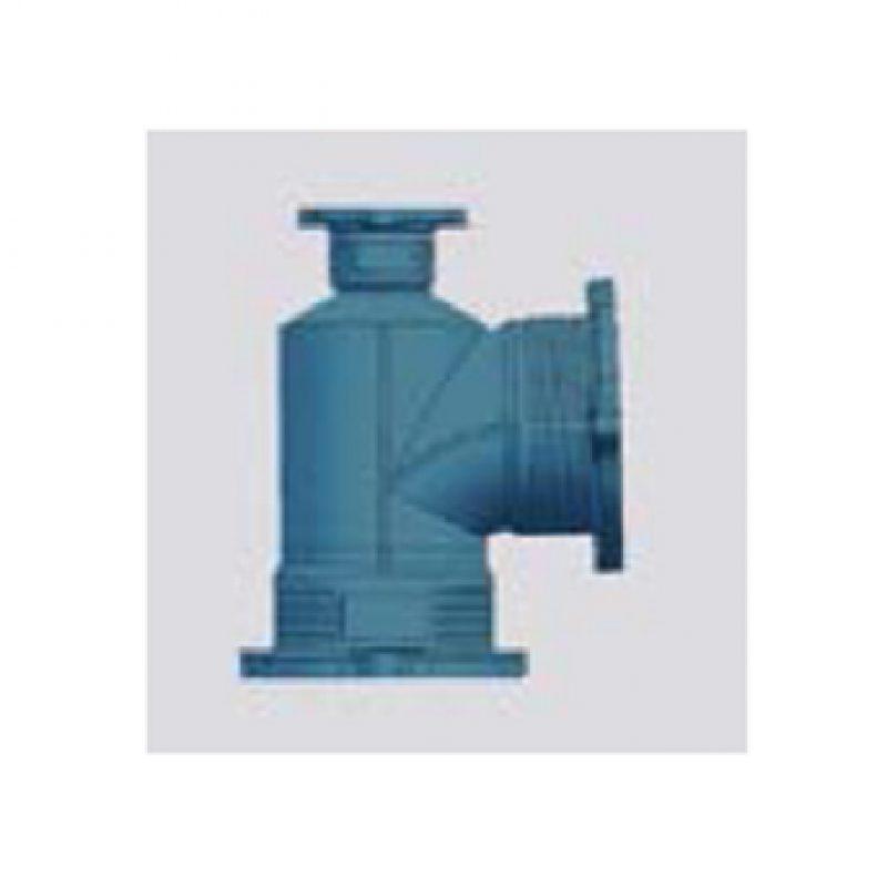 瓶型三通丨45°弯头(带检)丨FRPP法兰式承插静音管