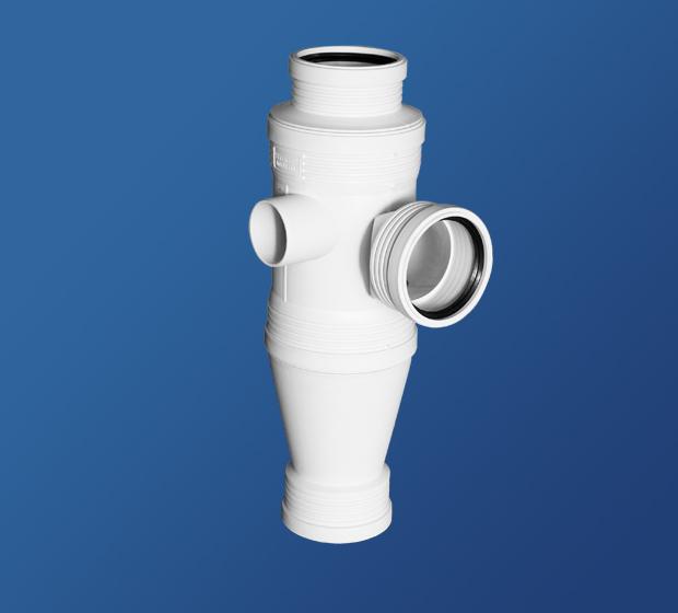 HDPE沟槽式静音管为什么能静音呢