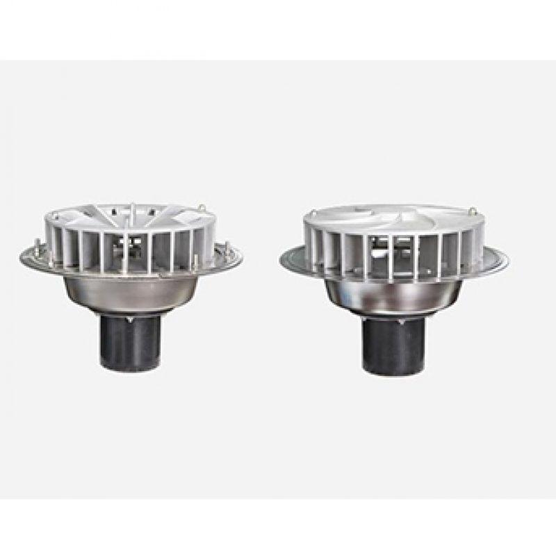 雨水斗丨虹吸排水管道系统丨高密度聚乙烯HDPE