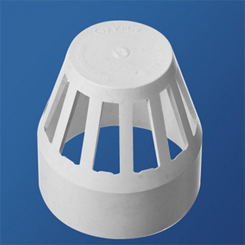 透气帽丨安全卡丨聚丙烯静音管丨PP承插式连接静音管道系统