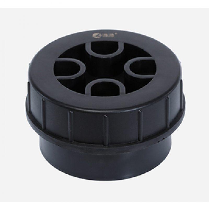 清扫口丨S型存水弯丨球通180°丨同层排水系统丨高密度聚乙烯HDPE