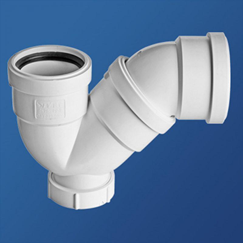 P型存水弯丨S型存水弯丨聚丙烯静音管丨PP承插式连接静音管道系统
