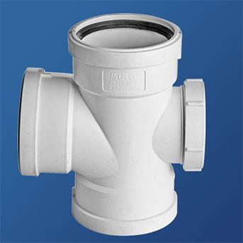 逸通沟槽式HDPE静音排水管安装技术交底
