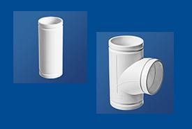 沟槽式连接静音排水管