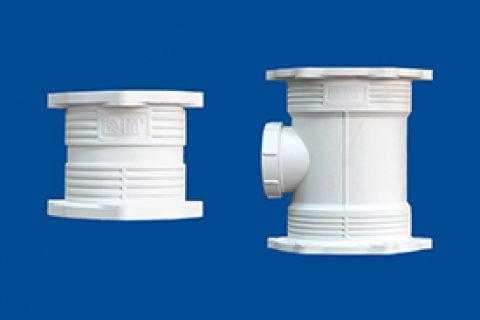 FRPP管箍丨立管检查口丨静音管