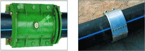 HDPE管维修工具