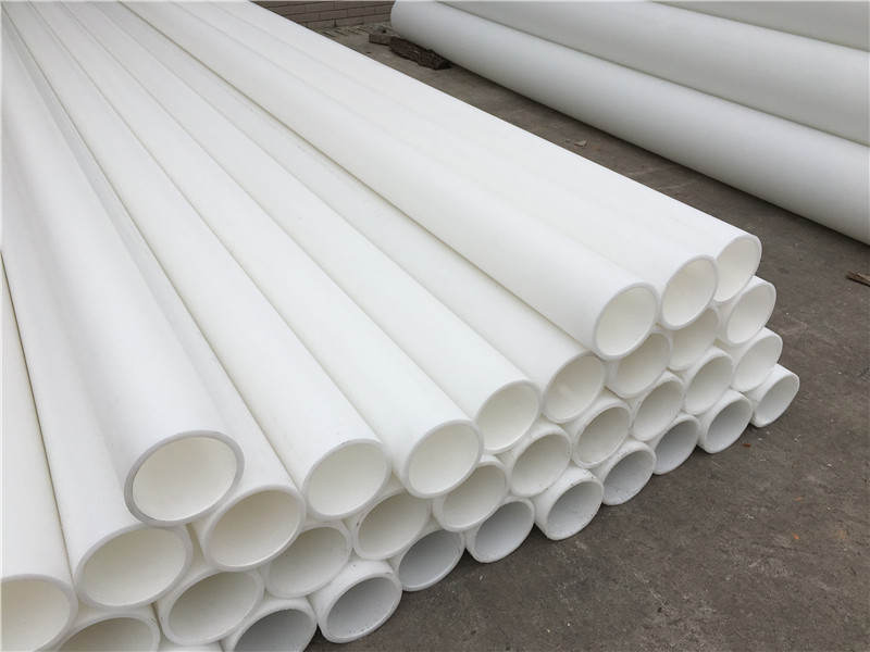 【管道百科】frpp管的优越性可用于高标准的工业的排污水管