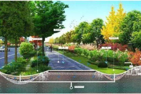 透水混凝土在海绵城市中的重要作用