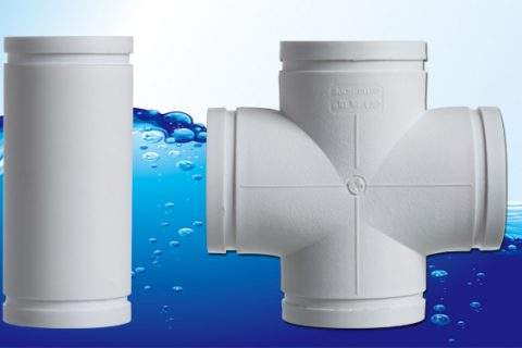 沟槽式HDPE静音排水管是如何达到静音效果的
