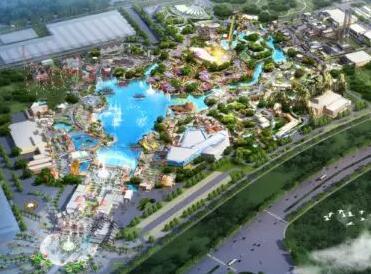 大型主题乐园给排水设计怎么做?
