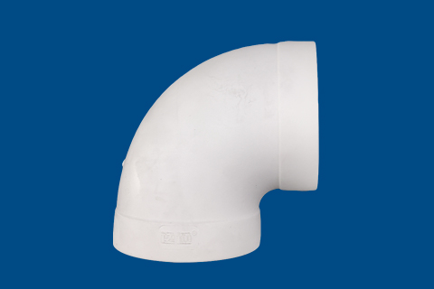 HDPE丨90°弯头丨热熔承插静音管