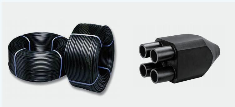 HDPE地源热泵管材管件