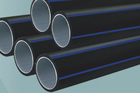 HDPE双层抗菌给水管管件