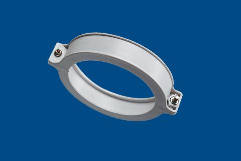 安全卡丨透气帽丨hdpe压盖柔性承插连接静音管道系统